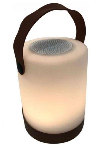 Human Comfort Lampe integrierter Bluetooth Lautsprecher - Wood