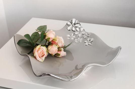 "Keramik-Schale ""Diana Grey"" Ø 27,5 cm"