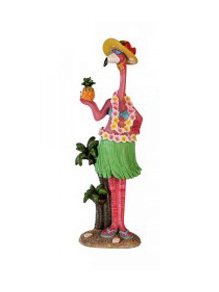 "Figur Flamingo ""Maui"" 27 cm Höhe 2fach sortiert"