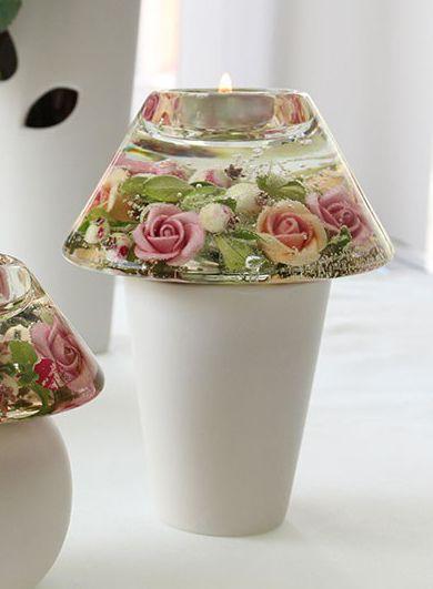 """Dreamlight Noblesse Cone """"Annabell"""" Teelichtleuchter"""