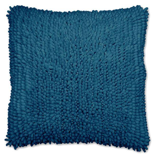 """Kissen """"BO"""" copen blue 45 cm Unique Living"""