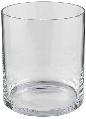 """Kaheku Glaszylinder """"AIDA"""" klar 19,5 cm Ø 24 cm Höhe"""