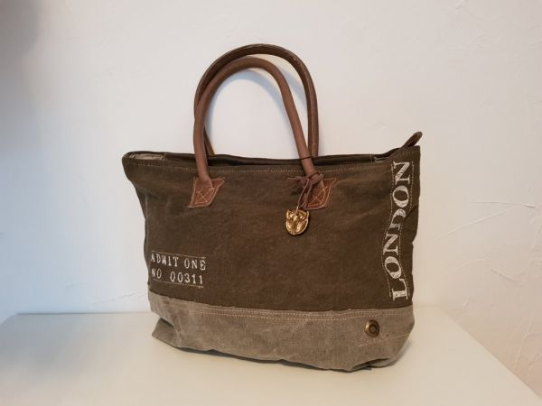 "Vintage-Handtasche ""LONDON"""
