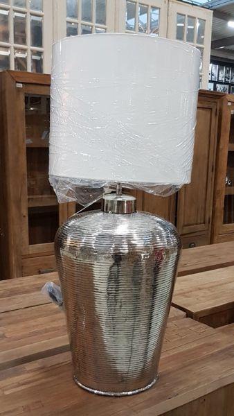 """Lampe """"Chitae"""" Aluminum 90cm Höhe"""
