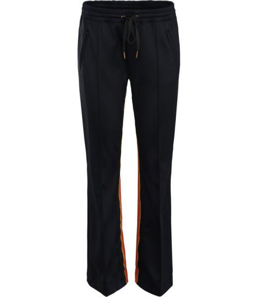 Summum Woman JogPants Black/Orange
