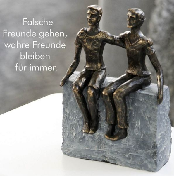 "Skulptur ""Freunde"""