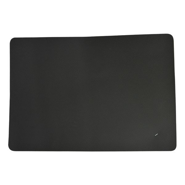"PlatzSet ""SAC"" schwarz, PVC, 43x30x0,2 cm"