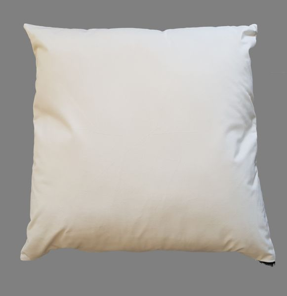 """Kissen """"COR MULDER"""" white 60 x 60 cm"""