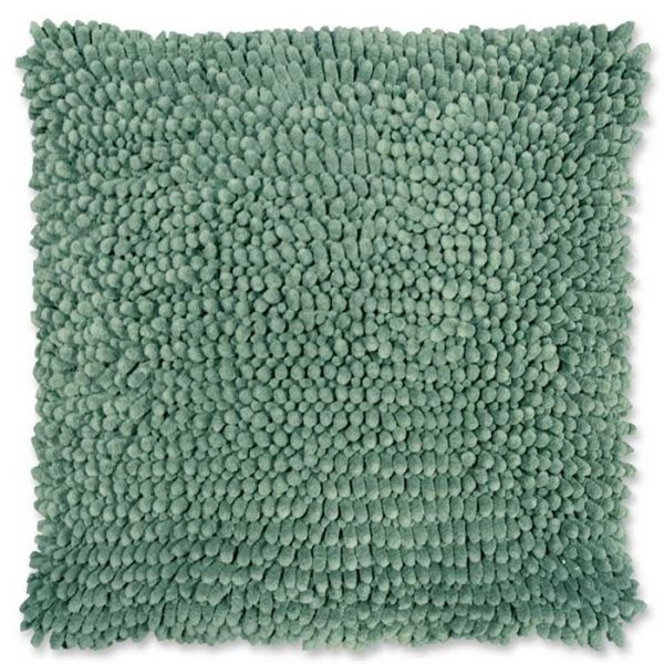 kissen bo mineral blue 45 cm unique living zeitstil wohnaccessoires more. Black Bedroom Furniture Sets. Home Design Ideas