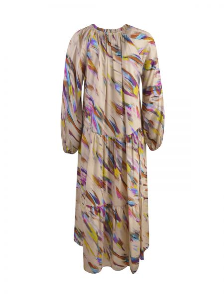 MILANO ITALY Damen Kleid, Sand Print