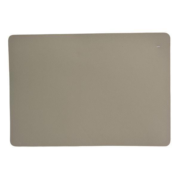 """PlatzSet """"SAC"""" grau, PVC, 43x30x0,2 cm"""