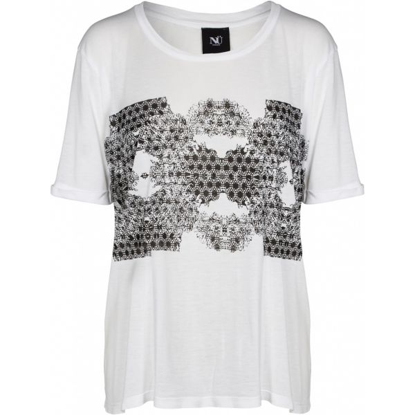 NÜ Denmark CALINA T-Shirt mit Bilddruck