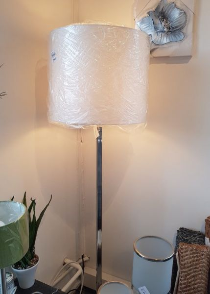 Stehlampe 163 cm Höhe