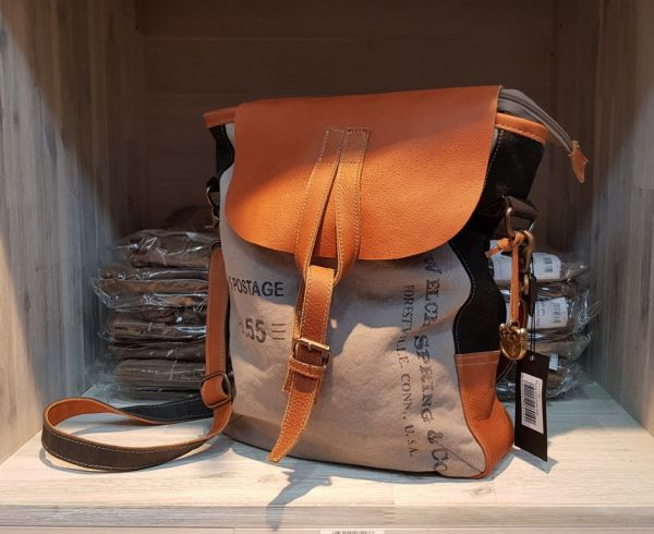 "Vintage-Handtasche ""Postage"""