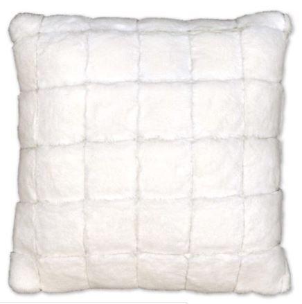 """Kissen """"Xavi"""" 60x60 cm, off white"""