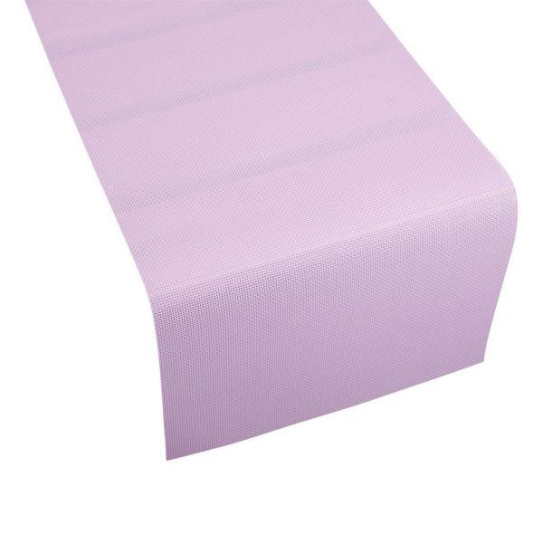 """Outdoor Tischläufer """"Orlando"""" rosa 30 x240 cm"""