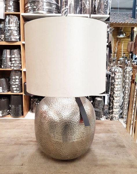 "Colmore Lampe ""Chitai Triangle"" Aluminum 83 cm Höhe"