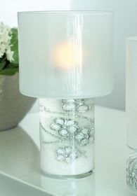 "Dreamlight Lampe Turris ""Diane"" Höhe 20,5 cm Ø 12 cm"