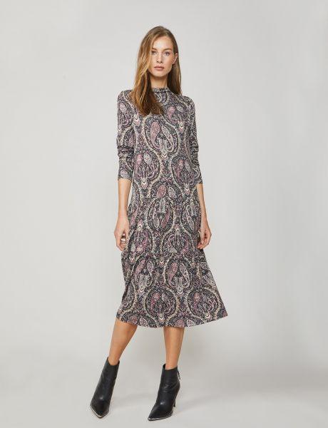 Summum Woman Kleid mit Aufdruck