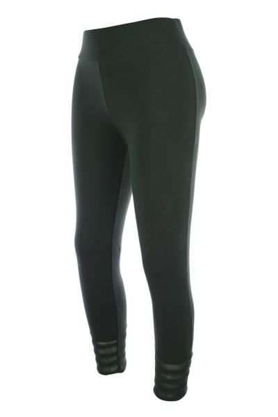 Kenny S. Leggings mit Mesh Forest