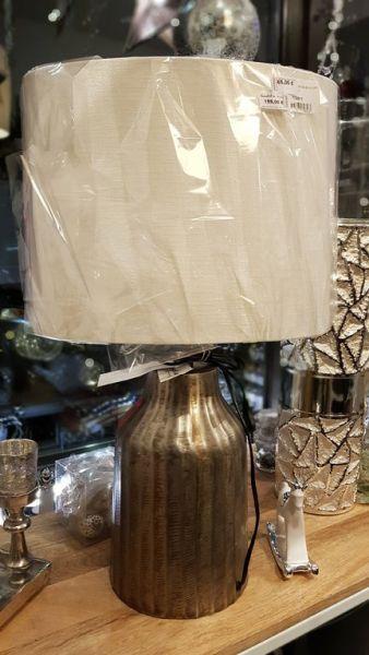 """Lampe """"TOMI"""" Aluminum 65cm Höhe"""