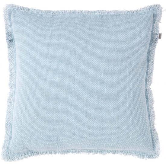 "Kissen ""BURTO"" blue 45 x 45 cm"