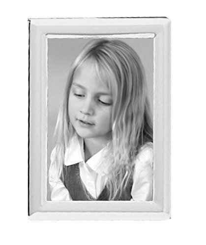 """Bilderrahmen """"MANILA"""" versilbert , 13 x 18 cm"""