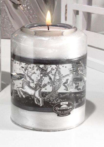 "Dreamlight Candela Smart ""Jolly Reindeers"" silber"