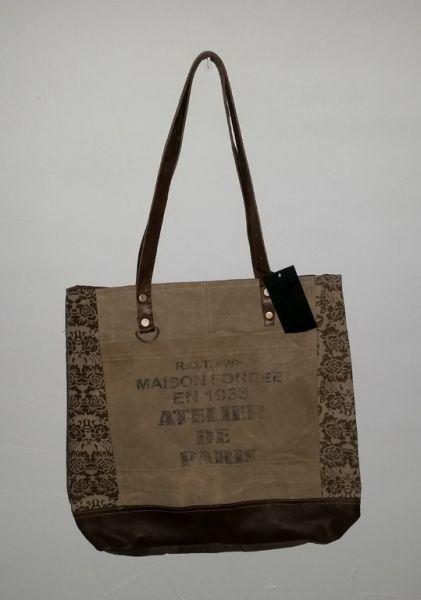 """Vintage-Schultertasche """"Atelier de Paris 1938"""""""