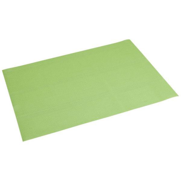 """Outdoor Tischset """"Orlando"""" grün 30 x 40 cm"""