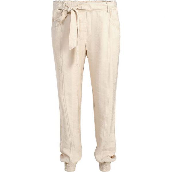 Summum Woman Sportliche Hose in White Sand