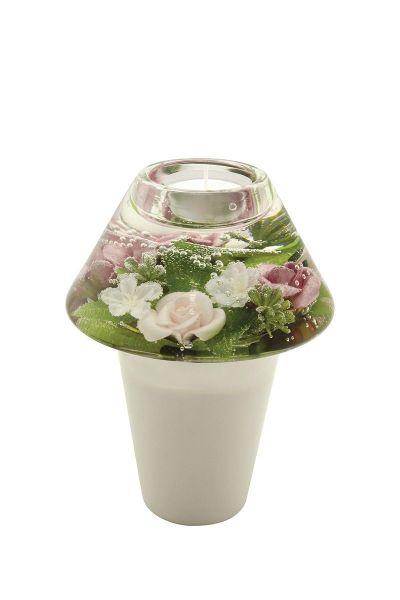 "Dreamlight Noblesse Cone ""Charlotta"" Teelichtleuchter"