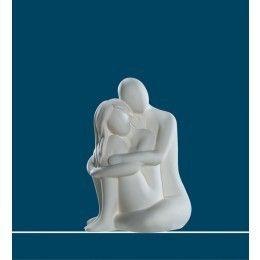 "Skulptur Francis Paar ""Kuschelrunde"""