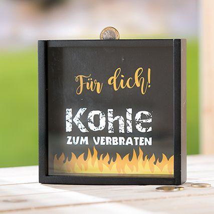 "Spardose ""Kohle für Dich"""