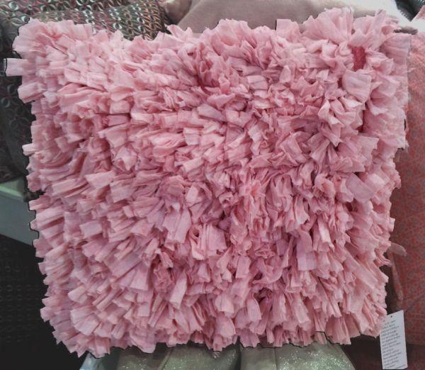 """Kissen """"FAIRYTALE"""" , soft pink"""
