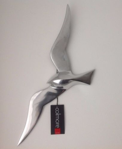 "Colmore Wanddekoration ""Möwe"" aus Aluminium"