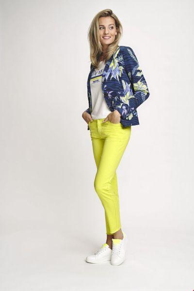 Tramontana - Blazer Slim Fit Flower Print