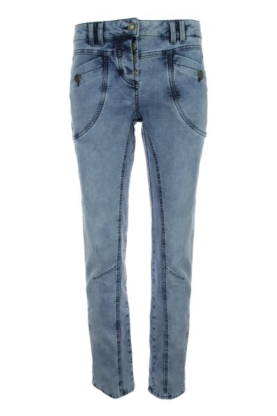 Kenny S. Relax Denim Prisley Jeans