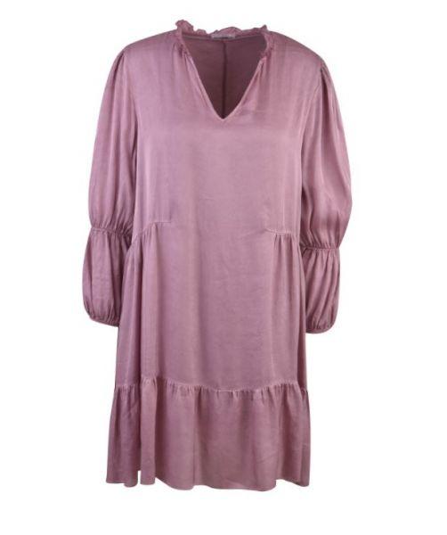 HeartKiss Damen Kleid Berry Print